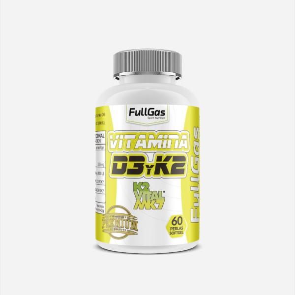 Vitamina D3 + K2-VITAL - 60 Softgel