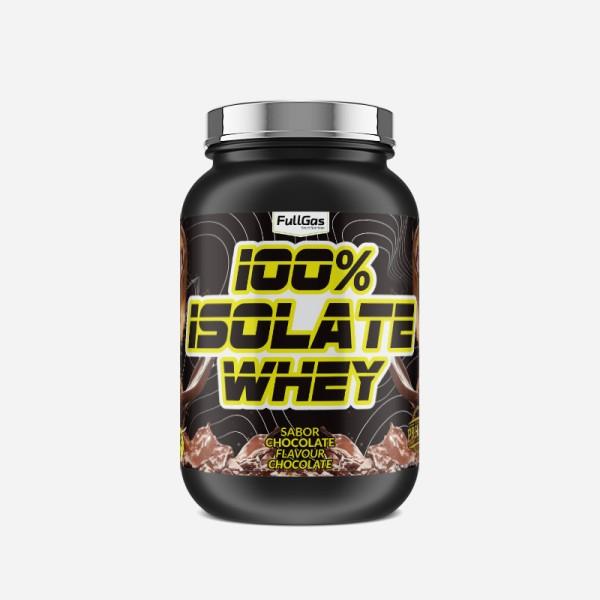 100% ISOLATE WHEY Chocolate 1,8kg