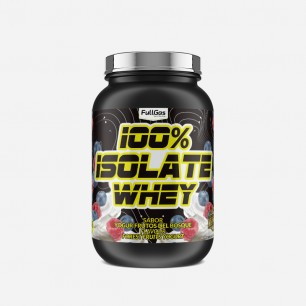 100% ISOLATE WHEY Frutas...