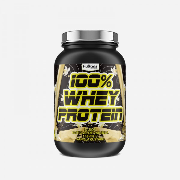 100% WHEY PROTEIN CONCENTRATE...