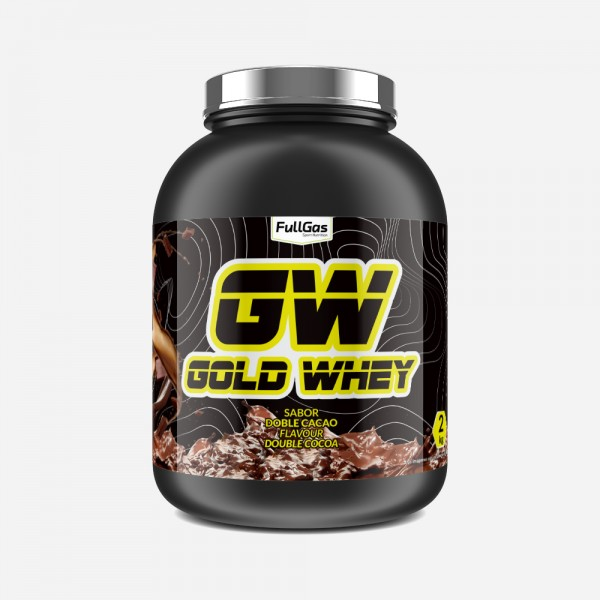 GOLD WHEY Chocolate 2kg