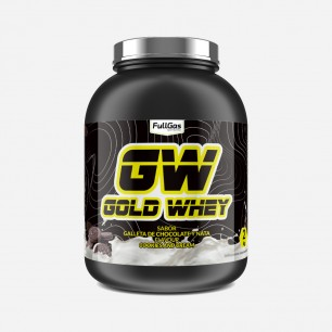 GOLD WHEY Cookies and Cream...