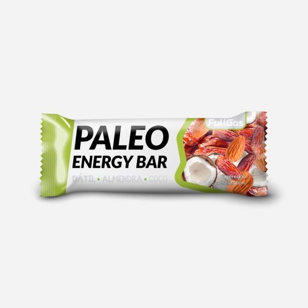 Paleo Energy Bar Almendra-Coco 50g