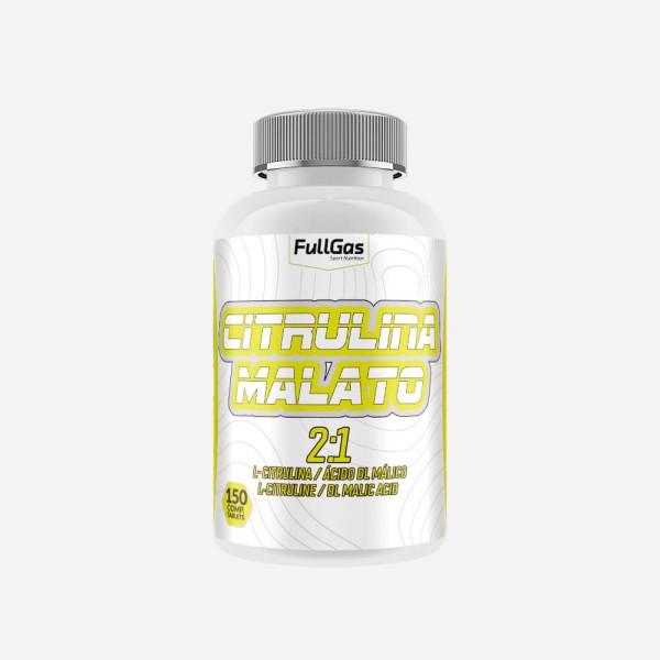 Citrulina Malato 2:1  150 comp