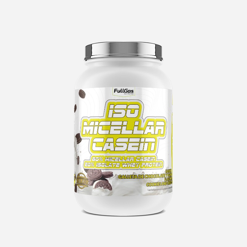 ISO MICELLAR CASEIN Cookies and Cream 1,8kg